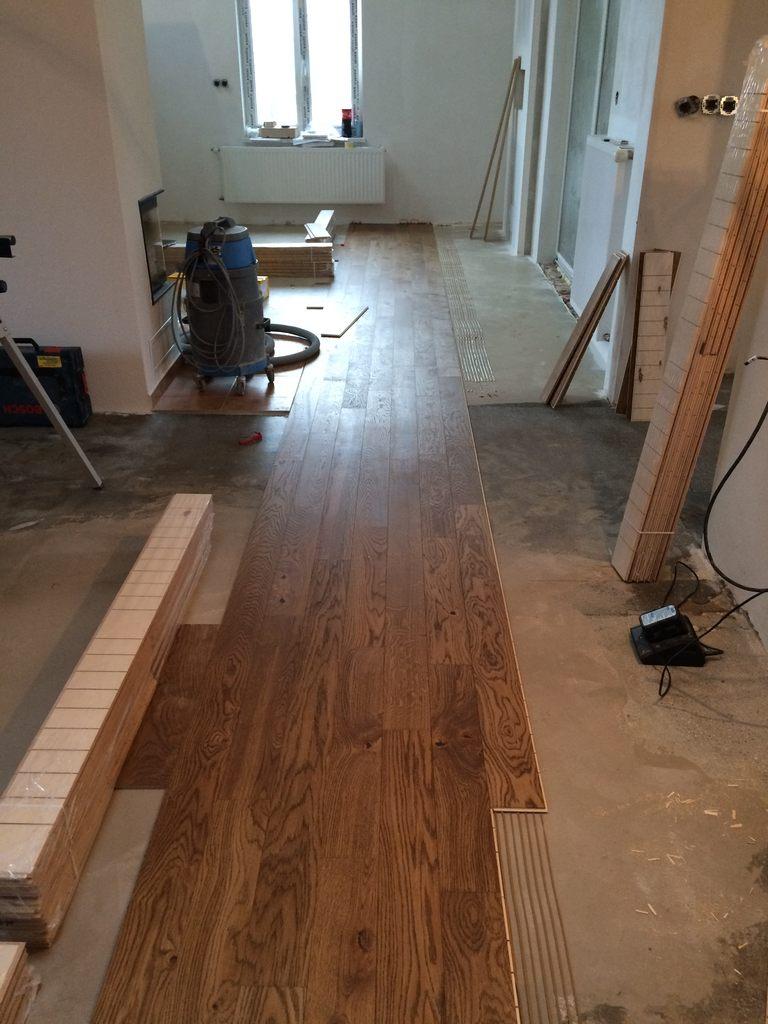 dřevěná podlaha - 02