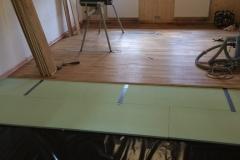dřevěná plovoucí podlaha